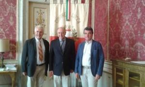 Giani, Baccelli, Tambellini